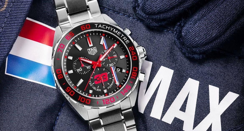 TAG HEUER Formula 1 Max Verstappen Special Edition 2018