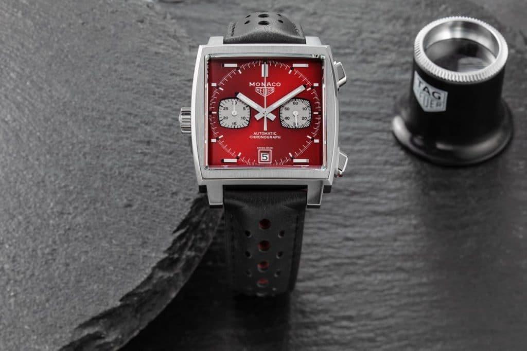 TAG Heuer Monaco 1979-1989 Special Edition