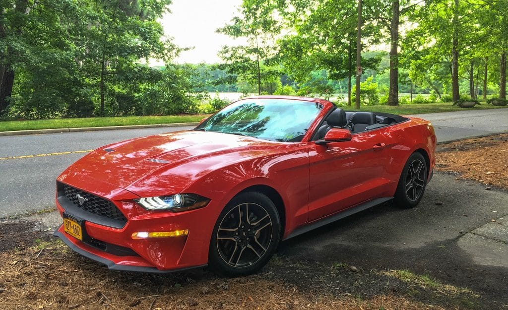 Ford Mustang Cabriolet Ecoboost