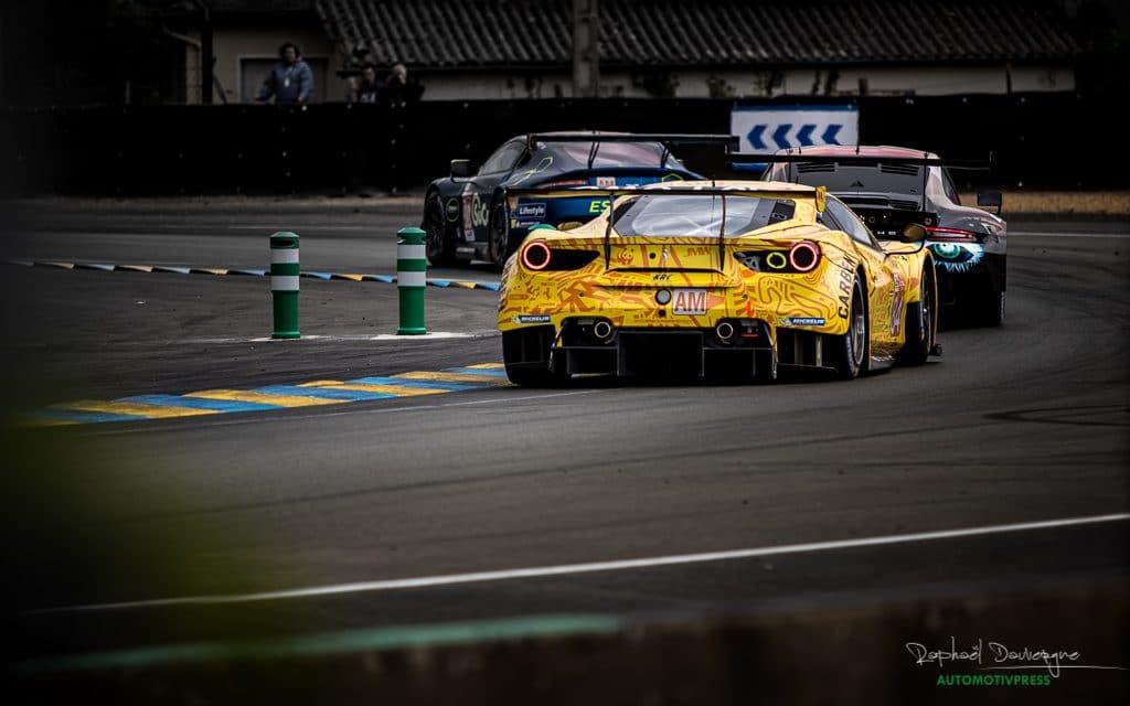 24 Heures du Mans 2019 - LMGTE Am - Raphael Dauvergne