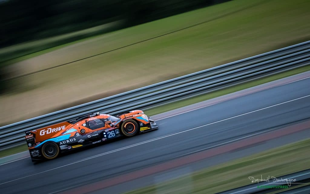 24 Heures du Mans 2019 - LMP2 - Raphael Dauvergne