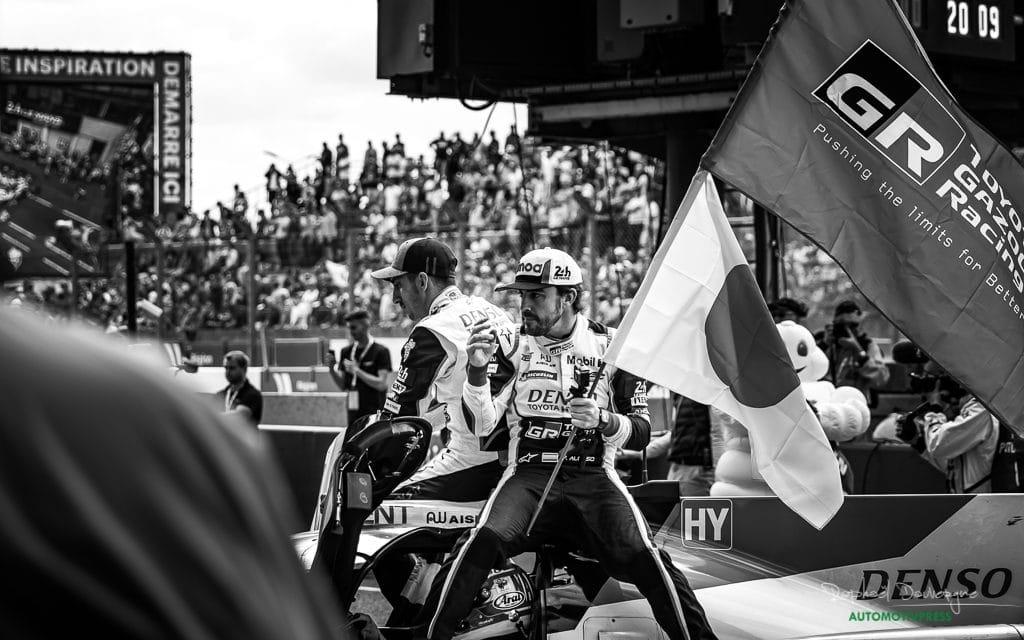 24 Heures du Mans 2019 - LMP1 - Raphael Dauvergne
