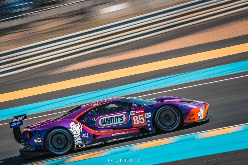 24 Heures du Mans 2019 - LMGTE AM - Emilie Drouet