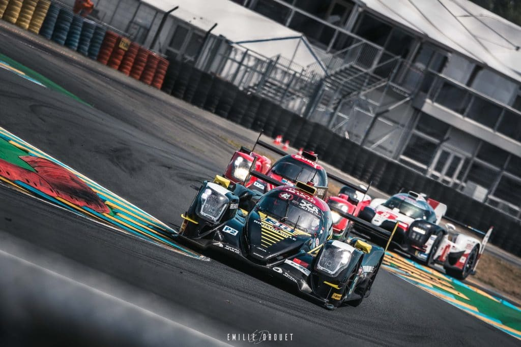 24 Heures du Mans 2019 - LMP2 - Emilie Drouet