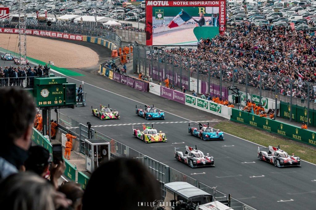 24 Heures du Mans 2019 - LMP1 - Emilie Drouet