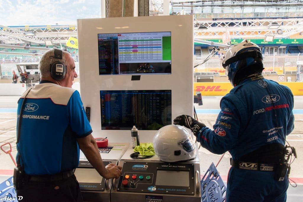 24 Heures du Mans 2019 - journée test - Ford GT (LM GTE)