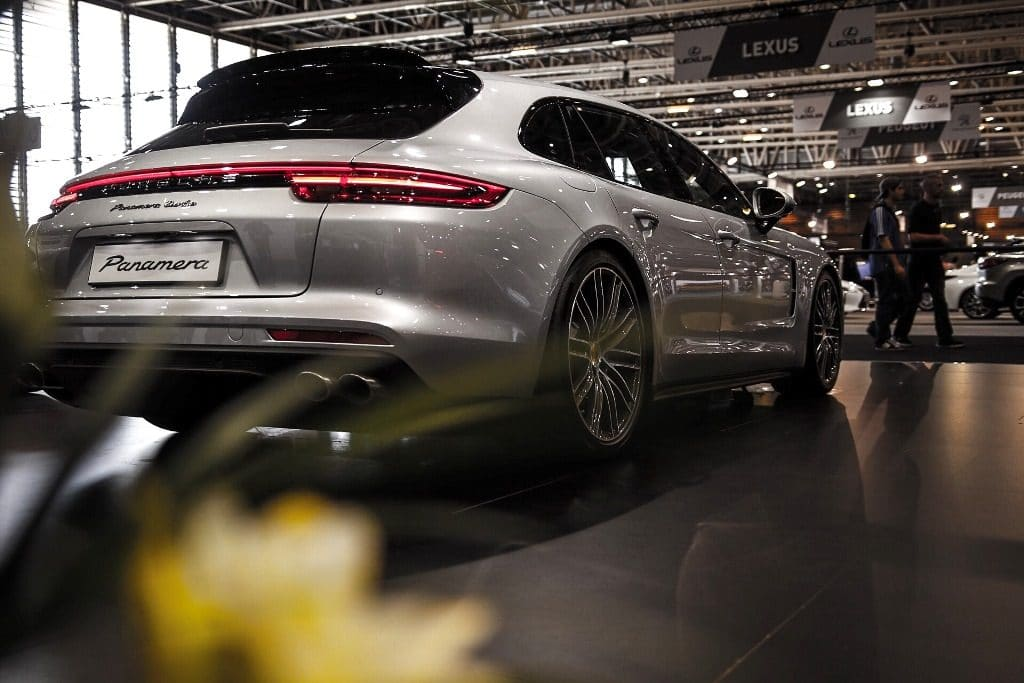 Salon de l'auto Lyon 2017