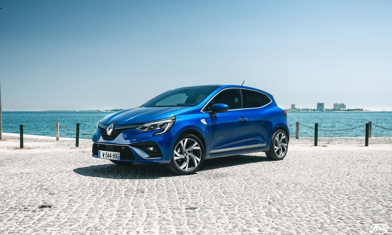 Renault Clio Vème génération