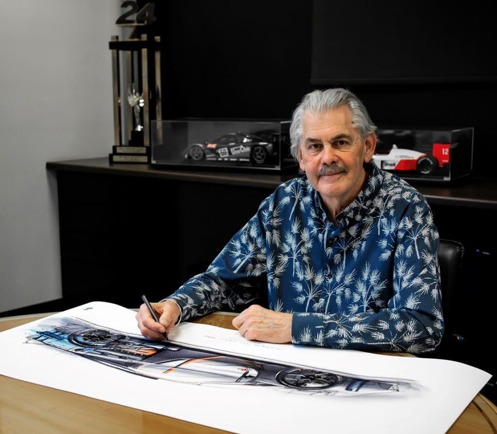 Professor Gordon Murray CBE
