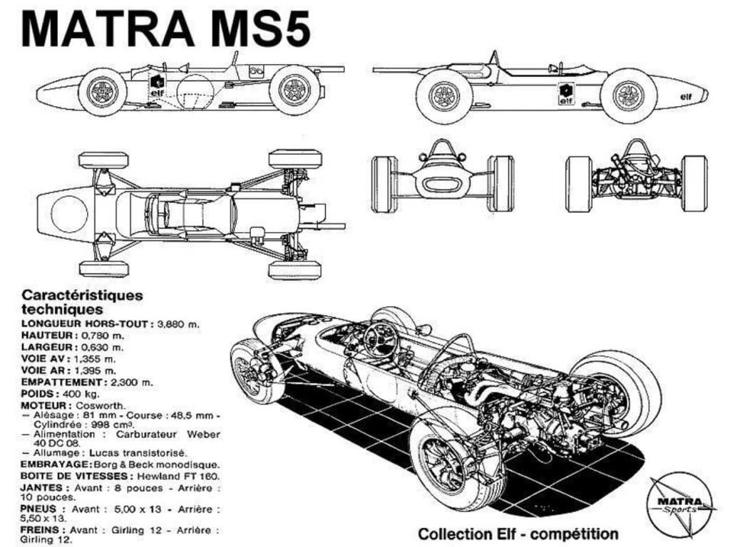 Matra MS 5