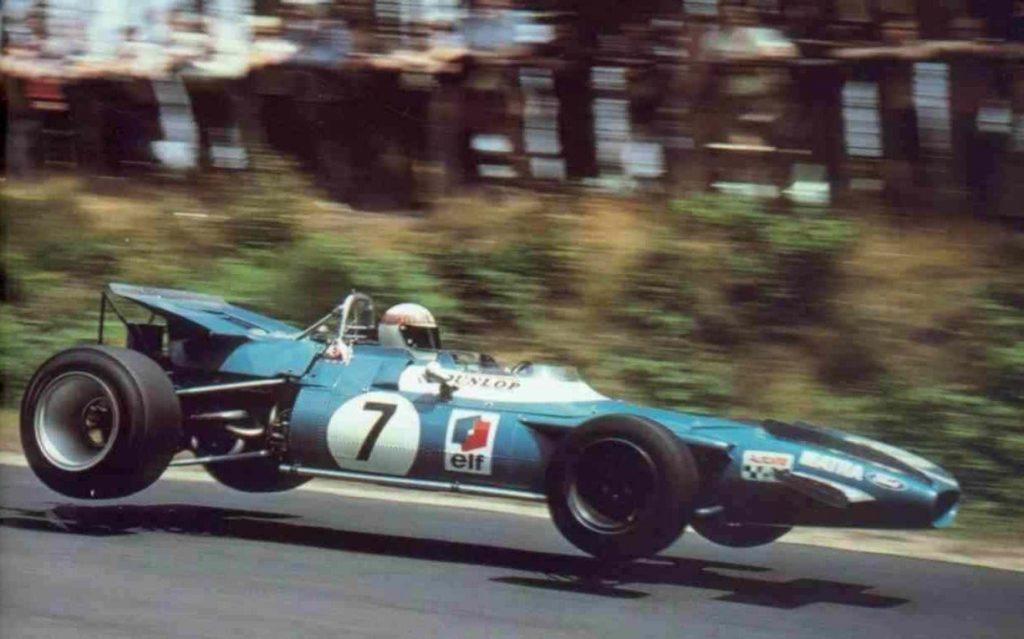 Matra MS 84 Jackie Stewart Nurburgring