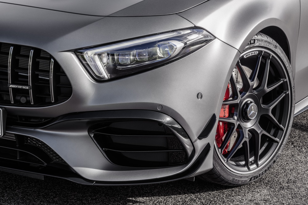Mercedes-AMG A 45 S 4MATIC+ (2019)