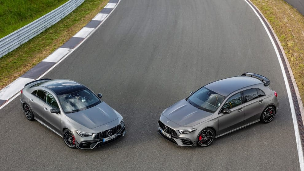 Mercedes-AMG CLA 45 S 4MATIC+ (2019)