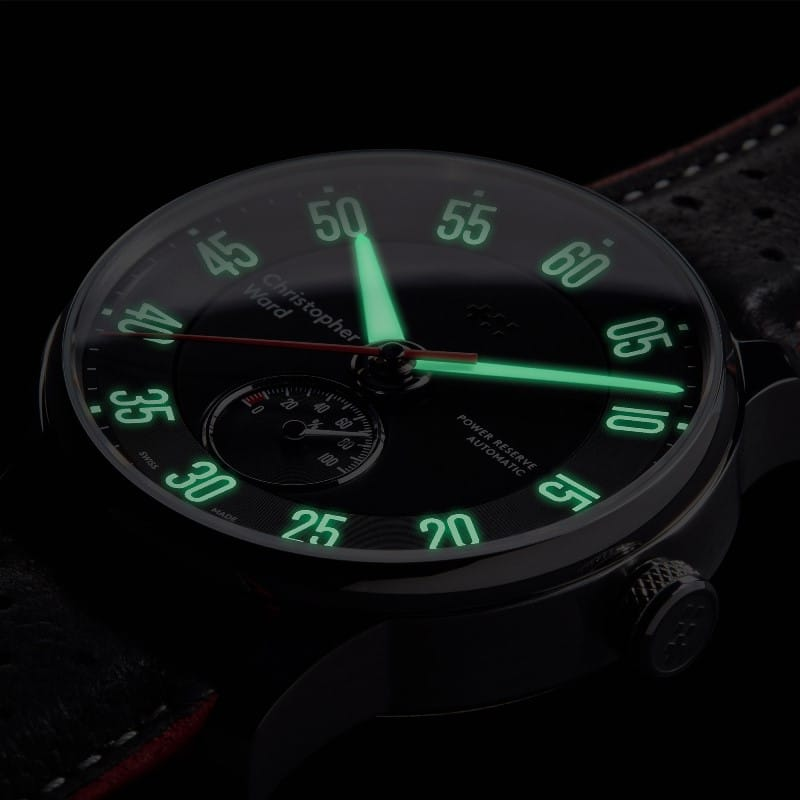 Christopher Ward C9 AM GT Limited Edition