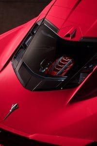 Chevrolet Corvette Stingray (C8)
