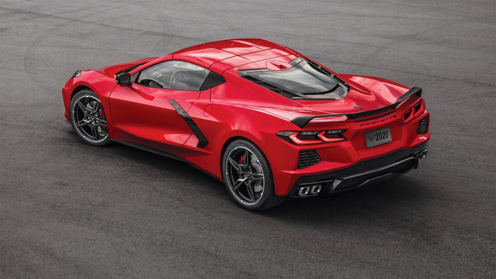 Chevrolet Corvette Stingray (C8)