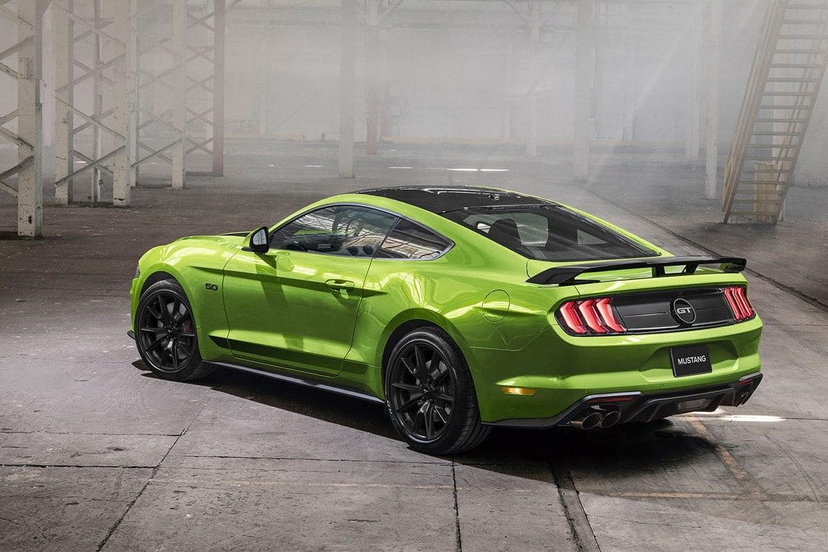 Ford lance une série spéciale pour les 55 ans de la Mustang