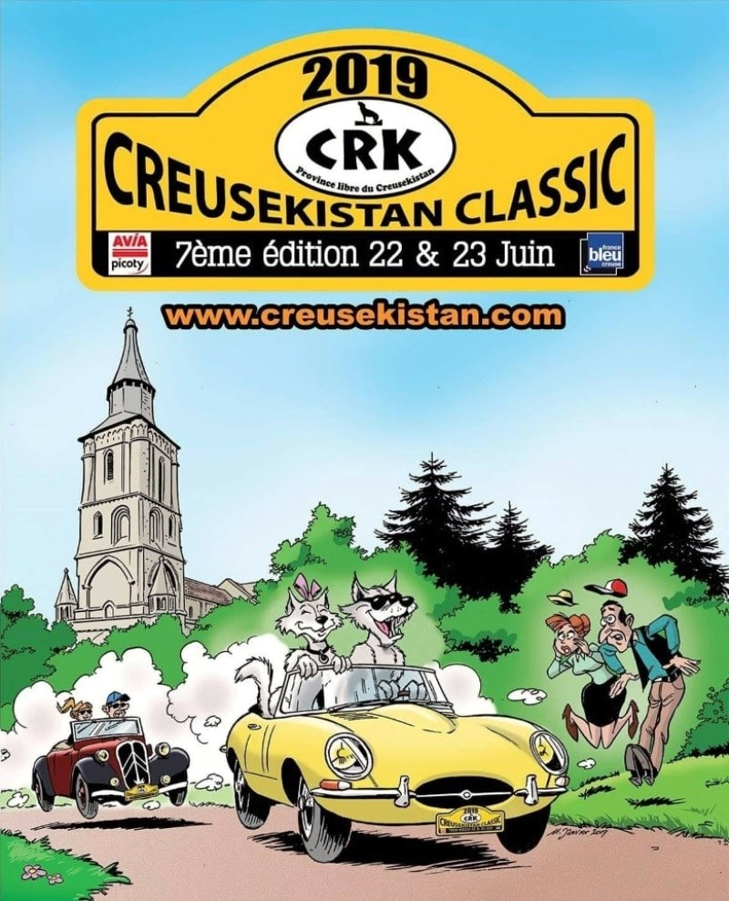 Creusekistan Classic 2019