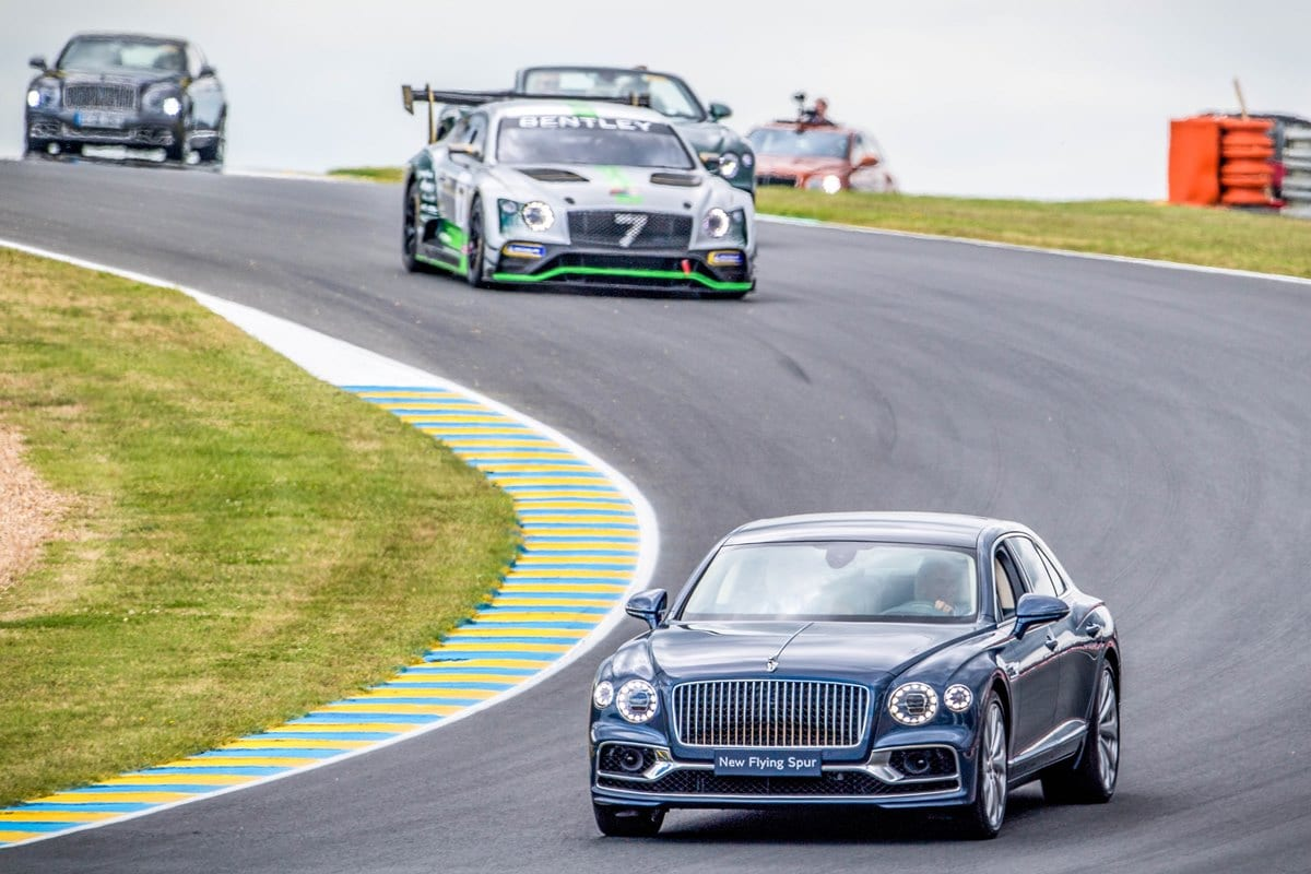 Bentley Le Mans (1)