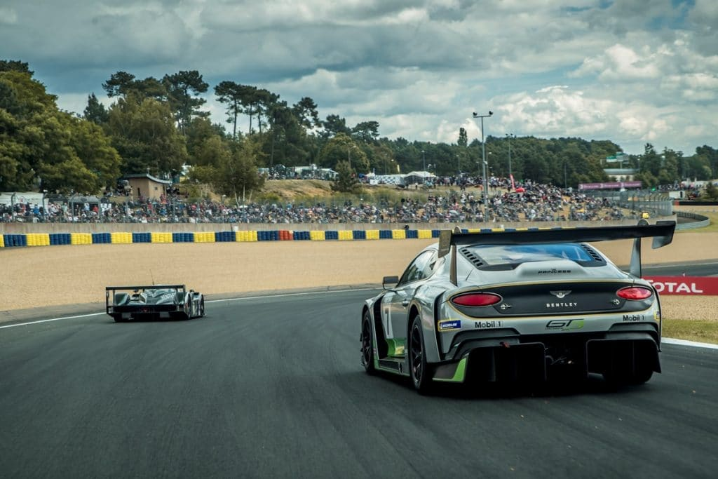 Bentley Le Mans 2019