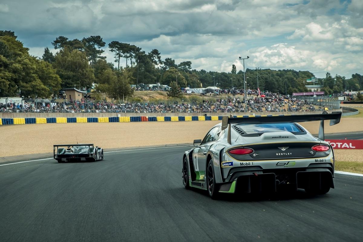 Bentley Le Mans 2019