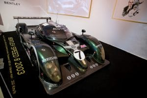 Bentley Speed 8 Le Mans 2019