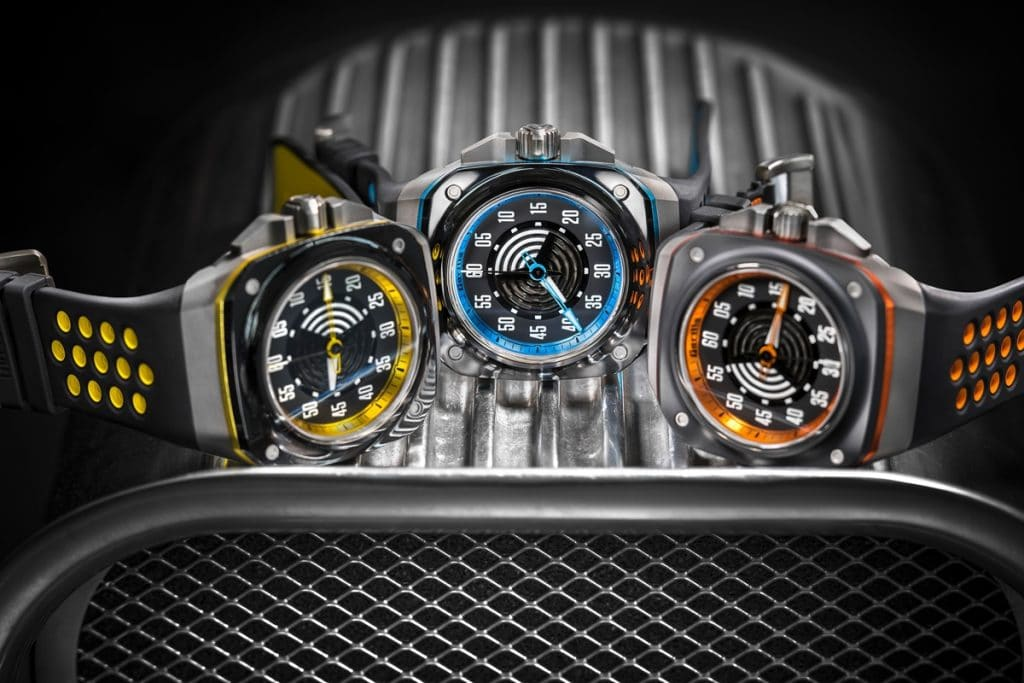 Gorilla Watches Fastback Titanium