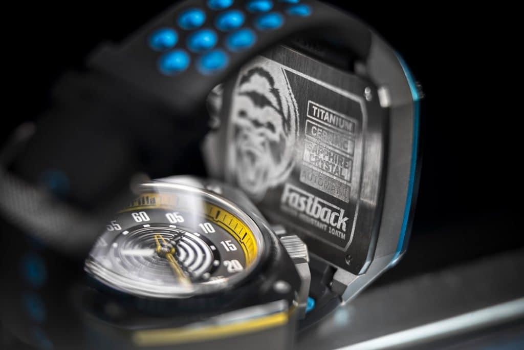 Gorilla Watches Fastback Titanium