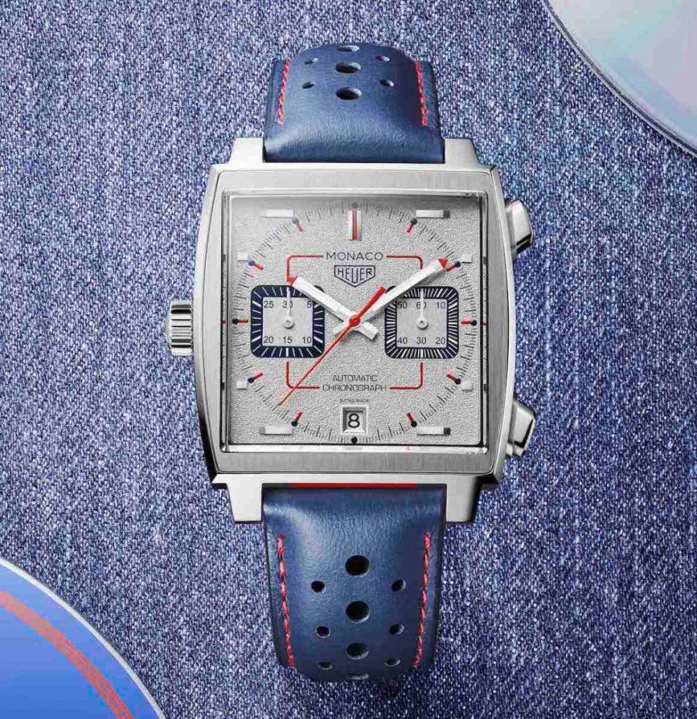 TAG Heuer Monaco 1989-1999 Special Edition
