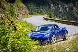 International Speedster Meeting 2019 - Opel Speedster