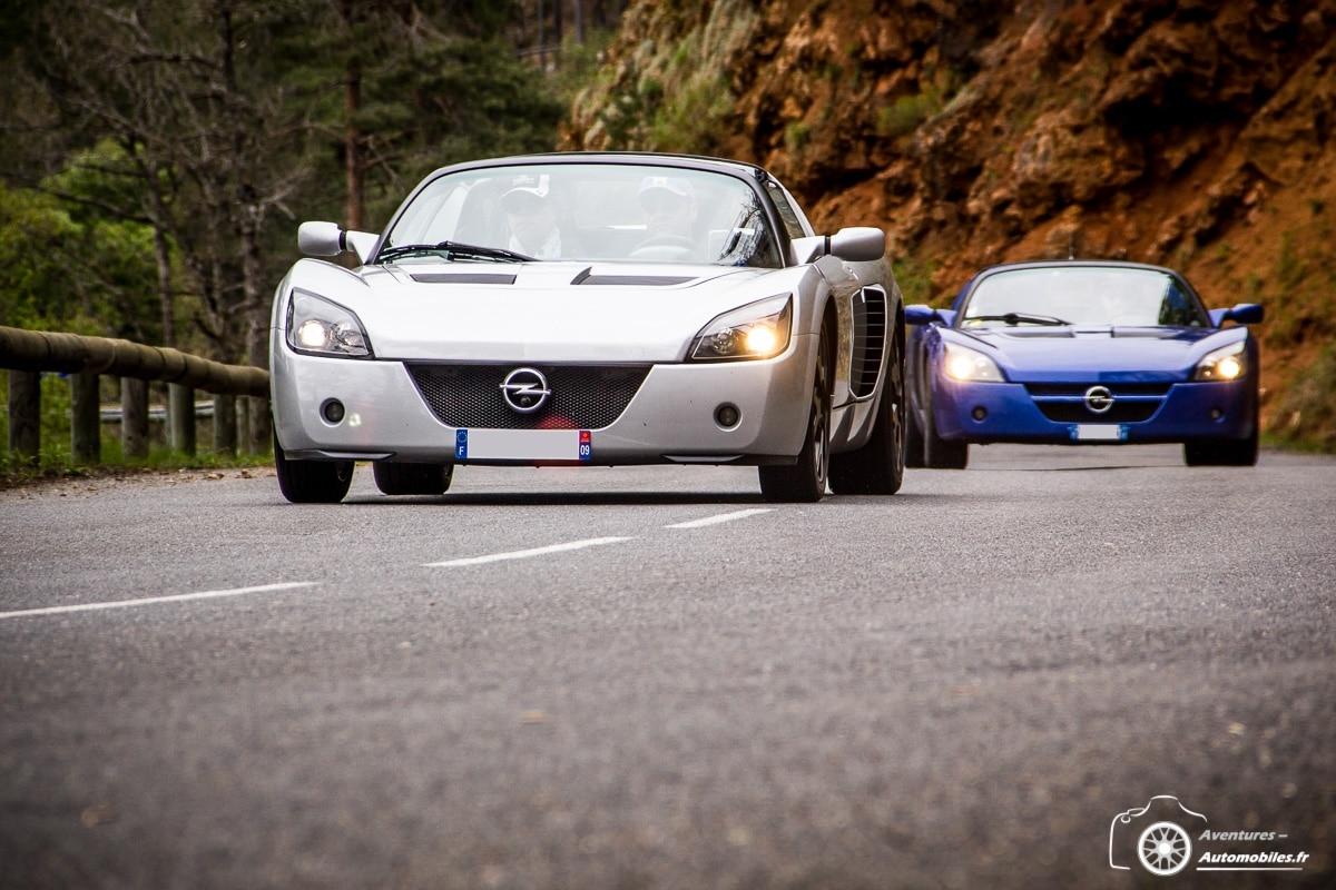 International Speedster Meeting  2019 – Opel Speedster