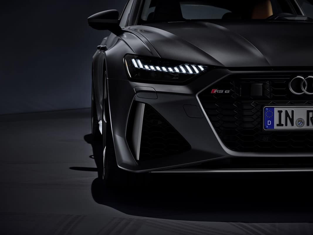 Audi RS6 Avant (2019)