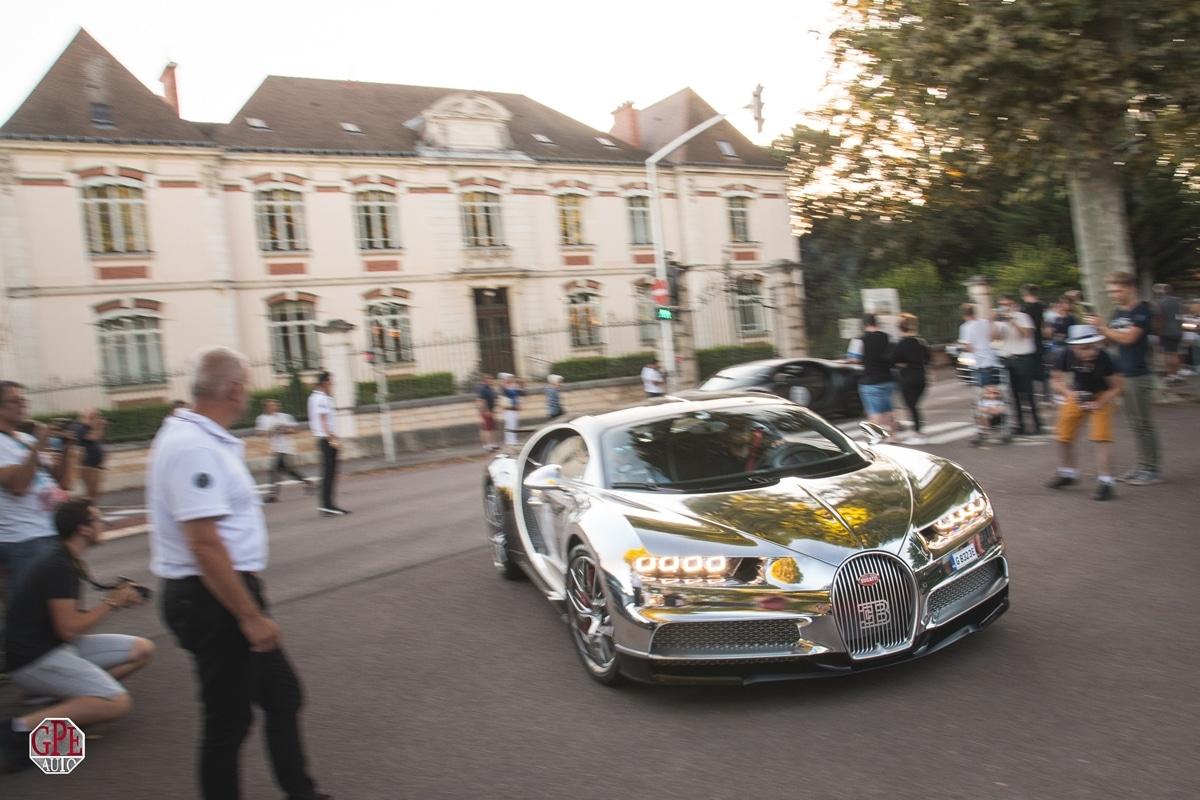 Bugatti Grand Tour 2019 – Aix – Beaune – Pierre Emmanuel Alain