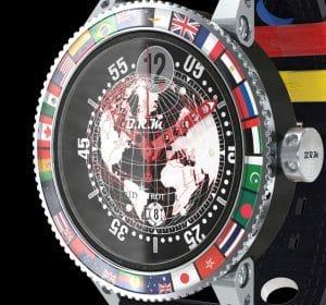 B.R.M GMT6