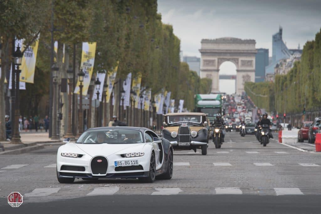 Bugatti Grand Tour 2019 - Beaune - Paris - Pierre Emmanuel Alain