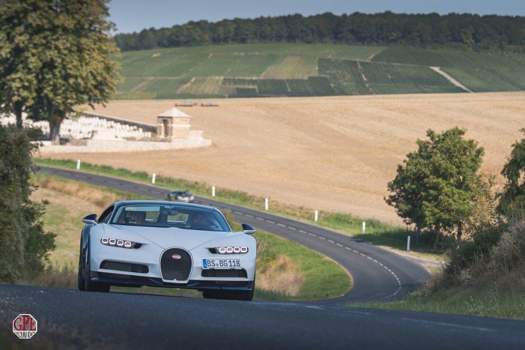 Bugatti Grand Tour 2019 - Paris - Molsheim - Pierre Emmanuel Alain