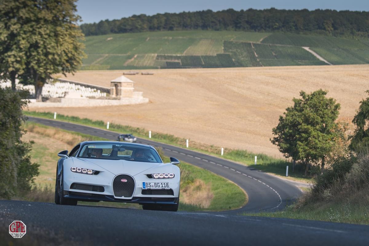 Bugatti Grand Tour 2019 – Paris – Molsheim – Pierre Emmanuel Alain
