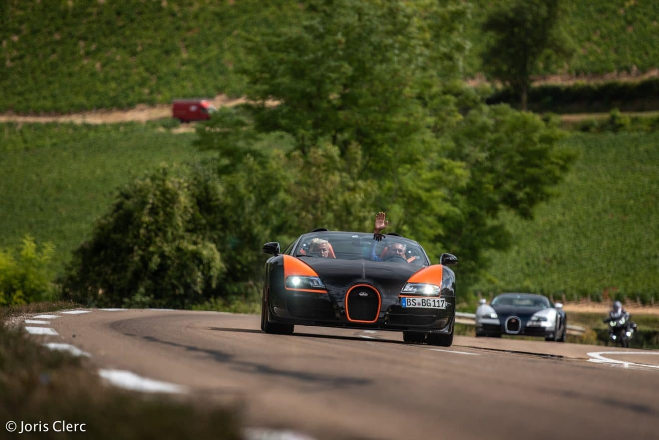 Bugatti Grand Tour 2019