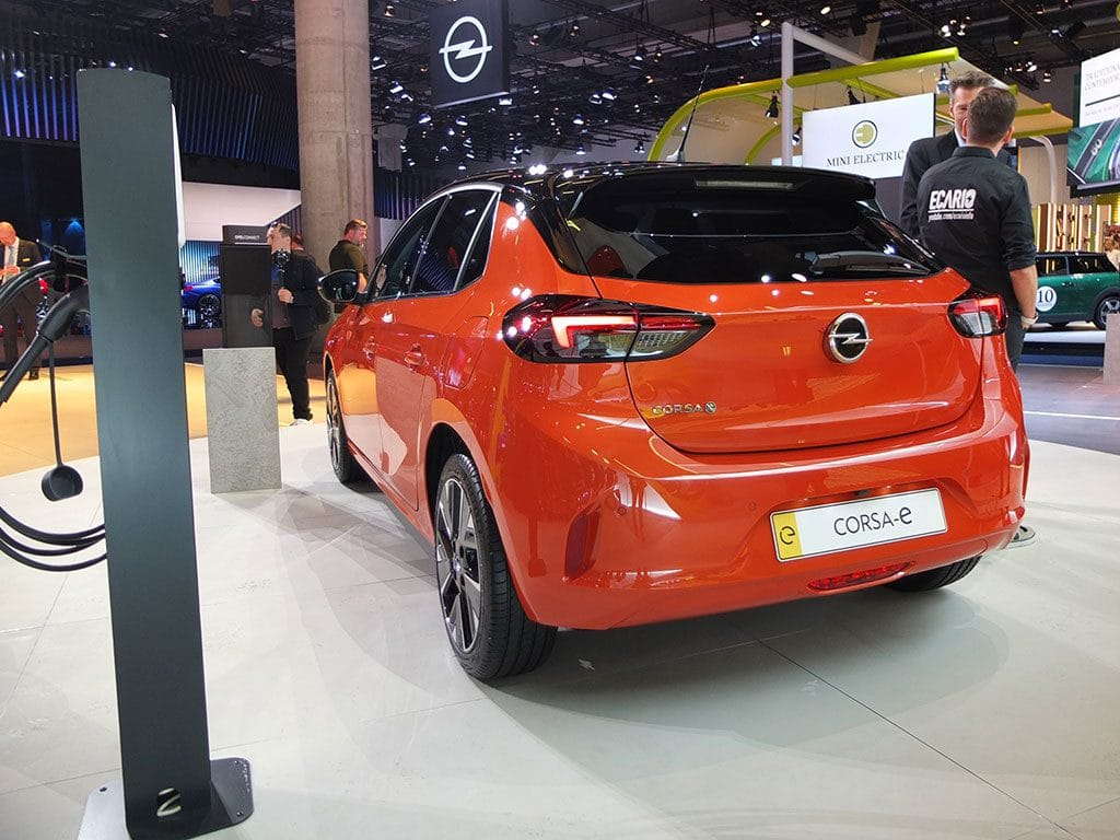 Opel Corsa e - Miss280ch