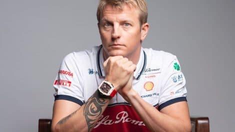 Richard Mille RM 50-04 Tourbillon Chronographe à Rattrapante Kimi Räikkönen