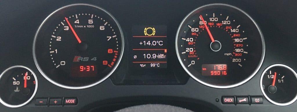 Audi RS4 (B7) cabriolet 2008