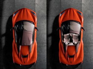 Chevrolet Corvette C8 Cabriolet