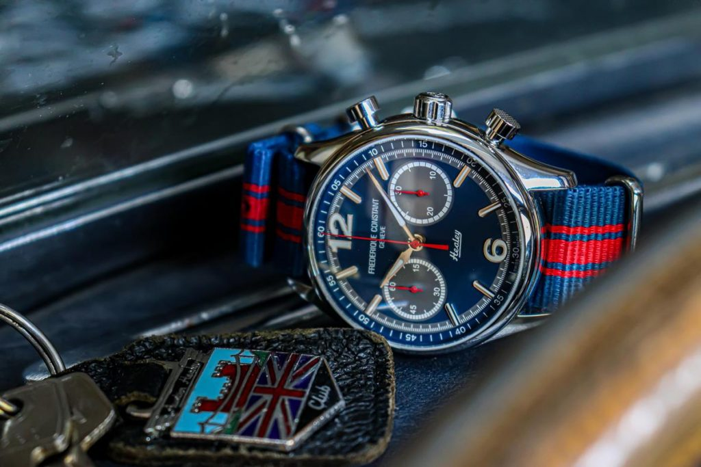 Frederique Constant Vintage Rally Healey Chronographe automatique