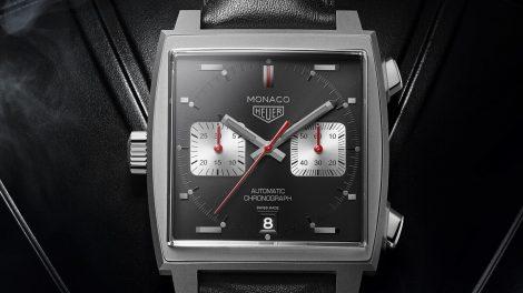 TAG Heuer Monaco 2009-2019 Special Edition