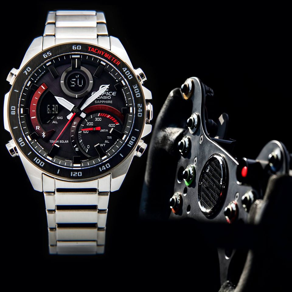 Casio Edifice ECB900DB 2019