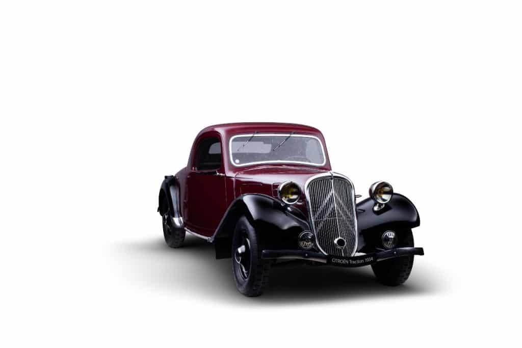 Citroën Traction faux cabrio