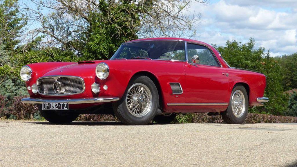 Maserati 3500 GT 1958