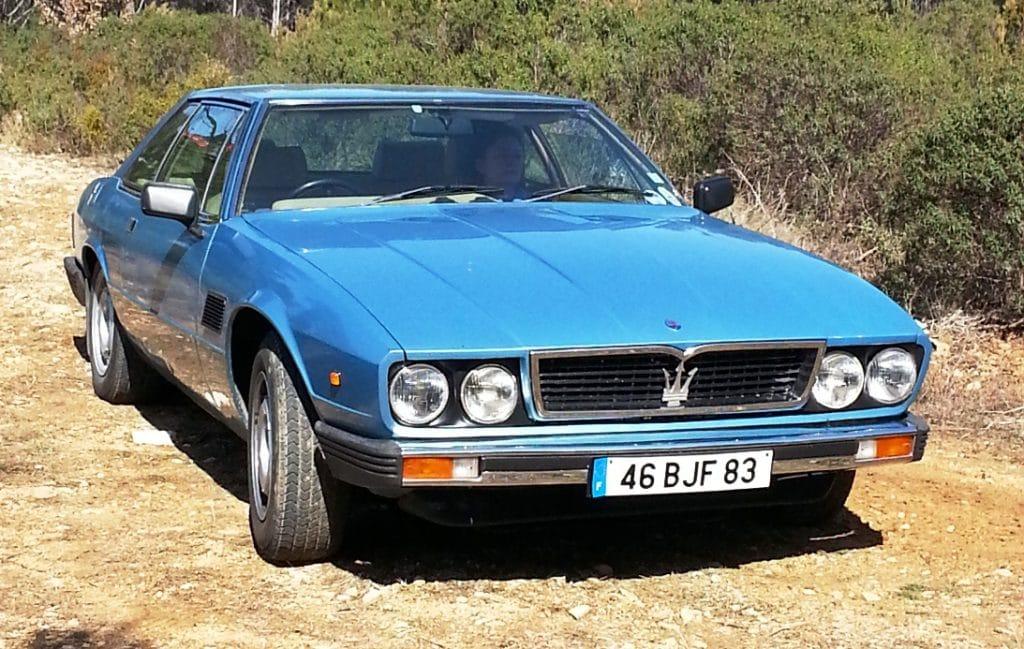Maserati Kyalami 1975