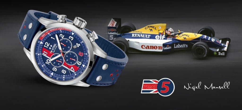 TW Steel Nigel Mansell Limited Edition