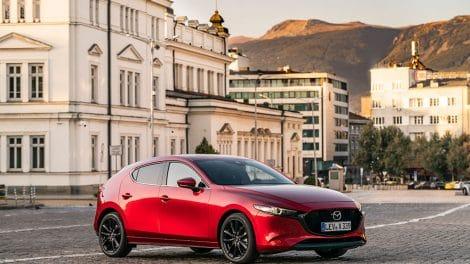 Mazda 3 Skyactiv-X 5 portes